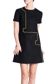 J JS Lee Wool Mini Dress - Product Mini Image