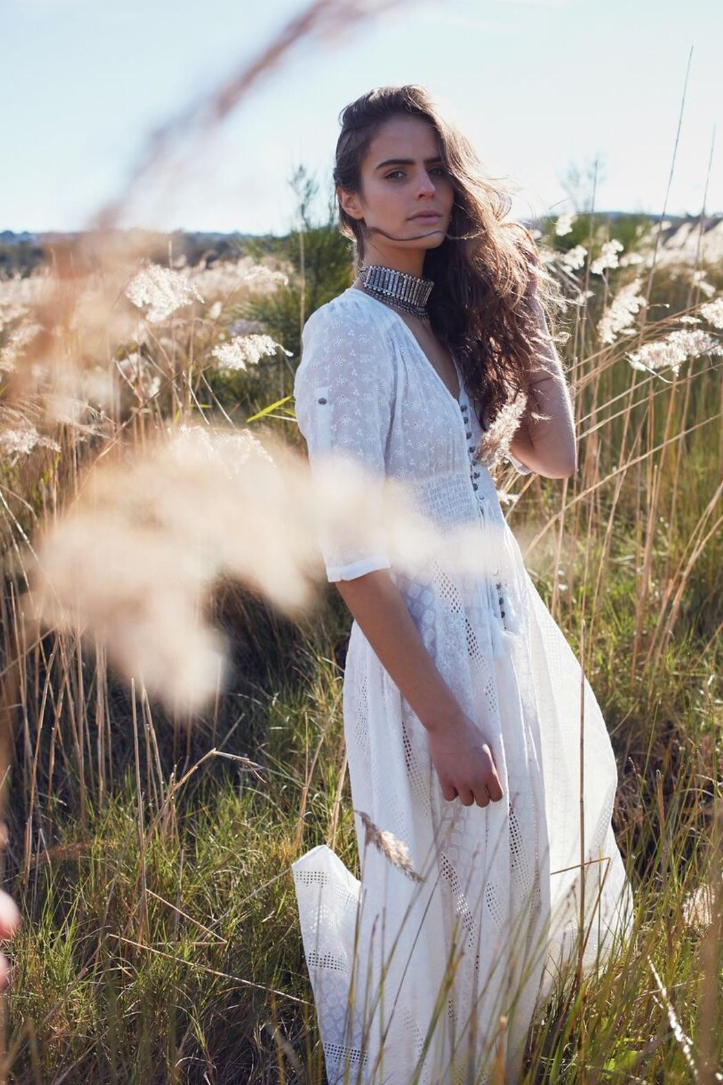 Jaase White Bohemian Dress from Queensland by White Bohemian ... 47d1bfcf9b52
