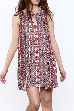 Shoptiques Product: Printed Artis Dress