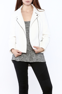 Shoptiques Product: Blossom Moto Jacket