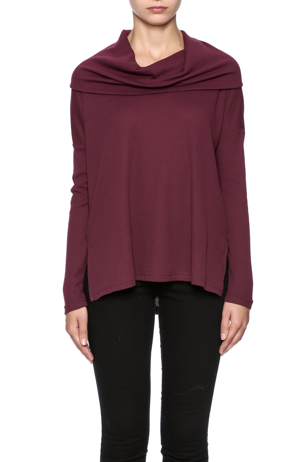Jack by BB Dakota Cowl Neck Top from Colorado by Opal Boutique ...