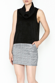 Jack by BB Dakota Faux Suede Top - Product Mini Image