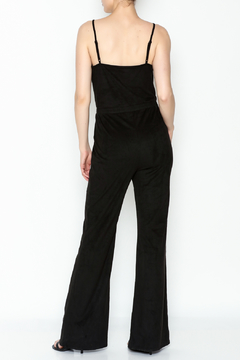 Jack by BB Dakota Faux Suede Jumpsuit - Alternate List Image