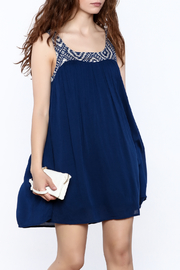 Jack by BB Dakota Flowy Tank Dress - Product Mini Image