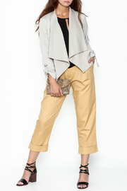 Jack by BB Dakota Grey Gayne Jacket - Side cropped
