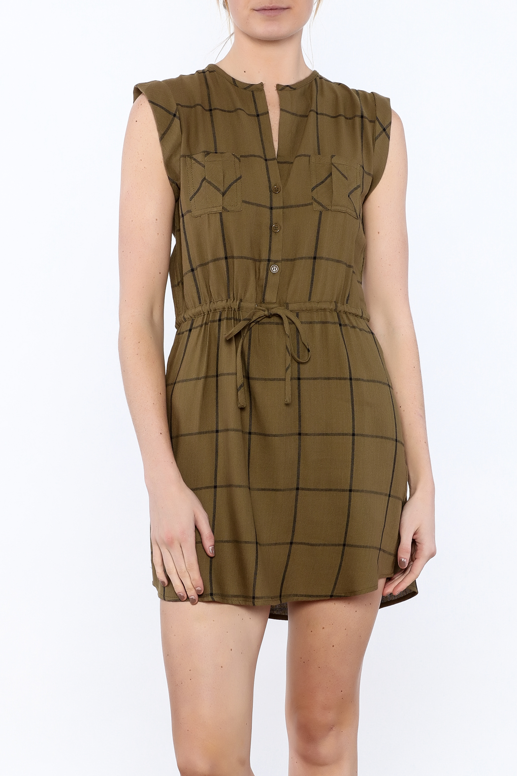 Jack by BB Dakota Janis Shirt Dress - Main Image