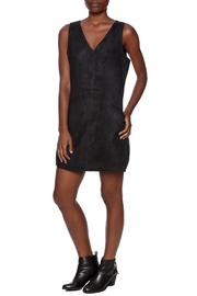 Jack by BB Dakota Bane Faux Suede Dress - Front full body
