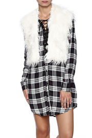 Jack by BB Dakota Kenrose Fur Vest - Product Mini Image