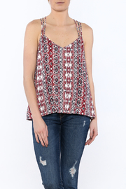 Jack by BB Dakota Boho Sleeveless Top - Product Mini Image