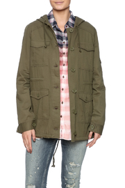 Jack by BB Dakota Perfect Military Jacket - Product Mini Image