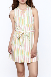 Jack by BB Dakota Petula Stripe Shirtdress - Product Mini Image