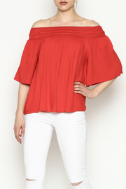 Jack by BB Dakota Red Tunic - Product Mini Image