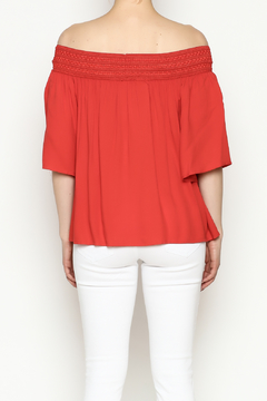 Jack by BB Dakota Red Tunic - Alternate List Image