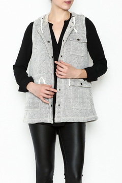 Jack by BB Dakota Regal Hooded Vest - Product List Image
