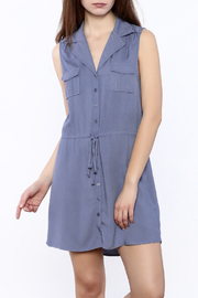 Jack by BB Dakota Santos Shirt Dress - Product Mini Image