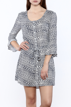Shoptiques Product: Zaire Printed Dress