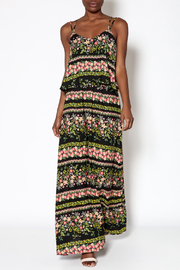 Jack Floral Maxi Dress - Front full body