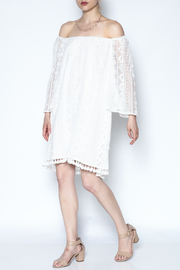 Jack White Lace Dress - Product Mini Image