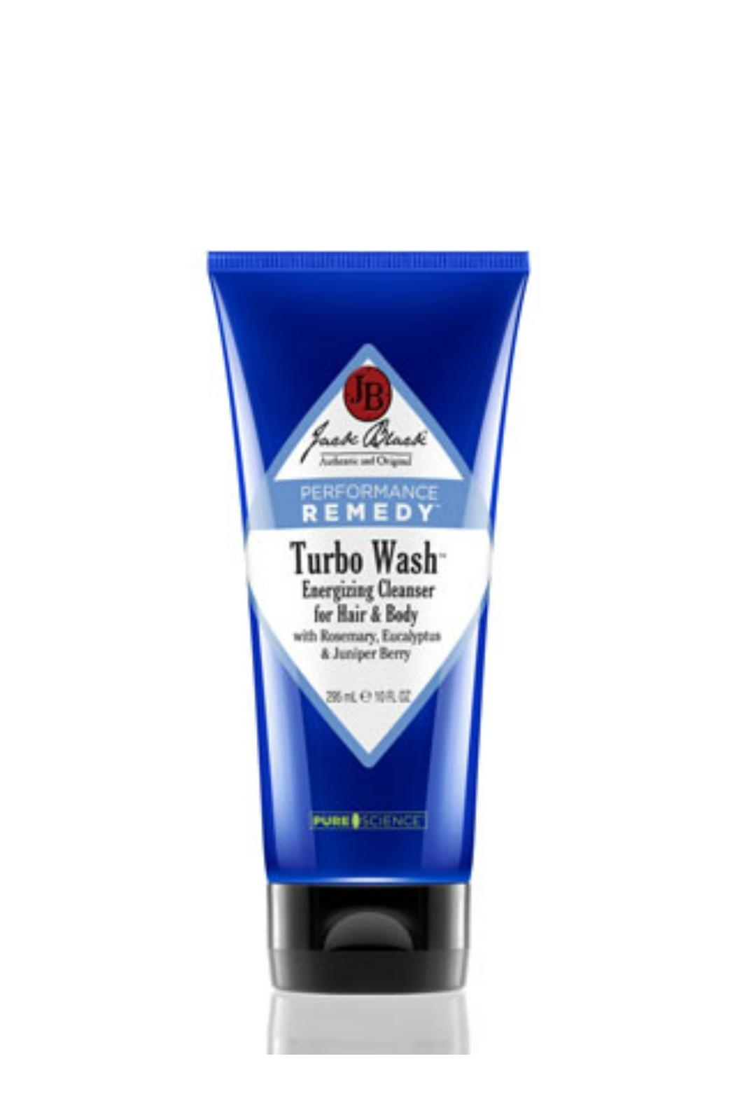 Jack Black Turbo Body&Hair Cleanser - Front Cropped Image