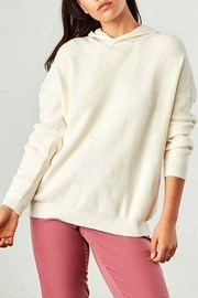 Jack by BB Dakota Alvena Cream Sweater - Product Mini Image