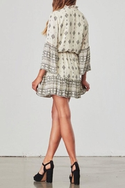 Jack by BB Dakota Andee Patterned Dress - Back cropped