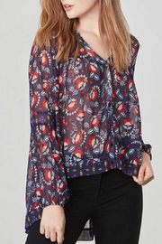 Jack by BB Dakota Andrea Floral Top - Front full body