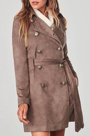 Jack by BB Dakota Baldwin Trench Coat - Product Mini Image