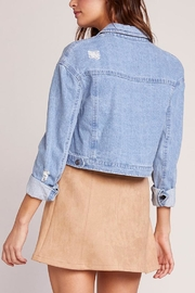 Jack by BB Dakota Billie Denim Jacket - Back cropped