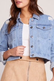 Jack by BB Dakota Billie Denim Jacket - Side cropped