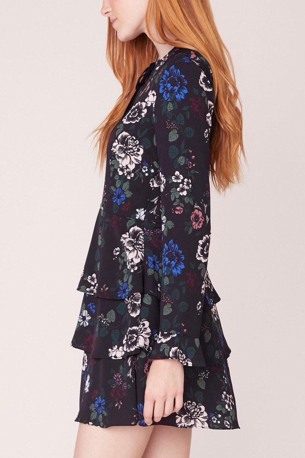 Jack by BB Dakota Blooms Dress - Side Cropped Image