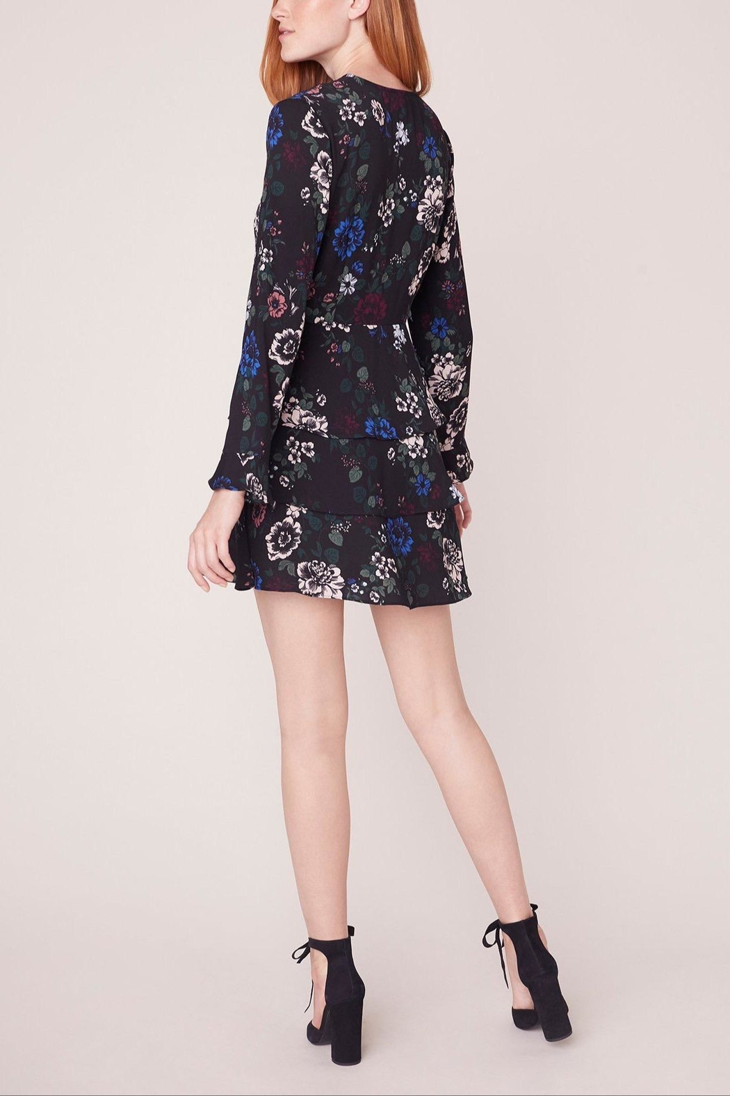 Jack by BB Dakota Blooms Dress - Back Cropped Image