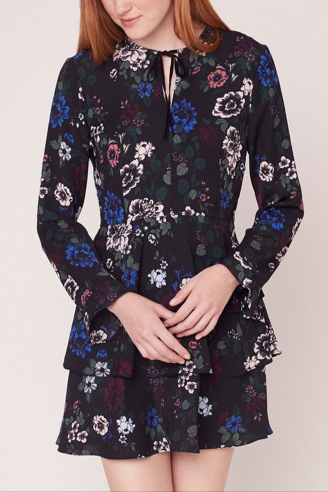 Jack by BB Dakota Blooms Dress - Front Full Image