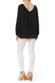 Jack by BB Dakota Booth Lace Up Top - Front full body