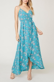 Jack by BB Dakota Cherry-Blossom-Girl Maxi Dress - Product Mini Image