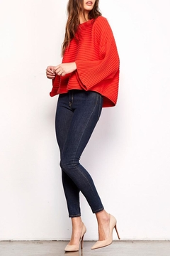 Shoptiques Product: Claudel Red Sweater
