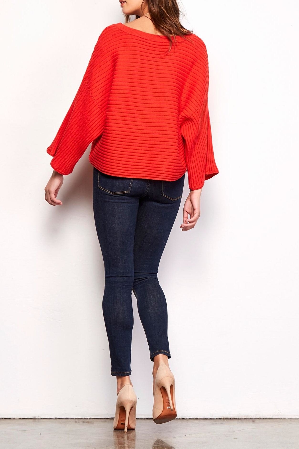 Jack by BB Dakota Claudel Wide Sleeve Sweater - Side Cropped Image