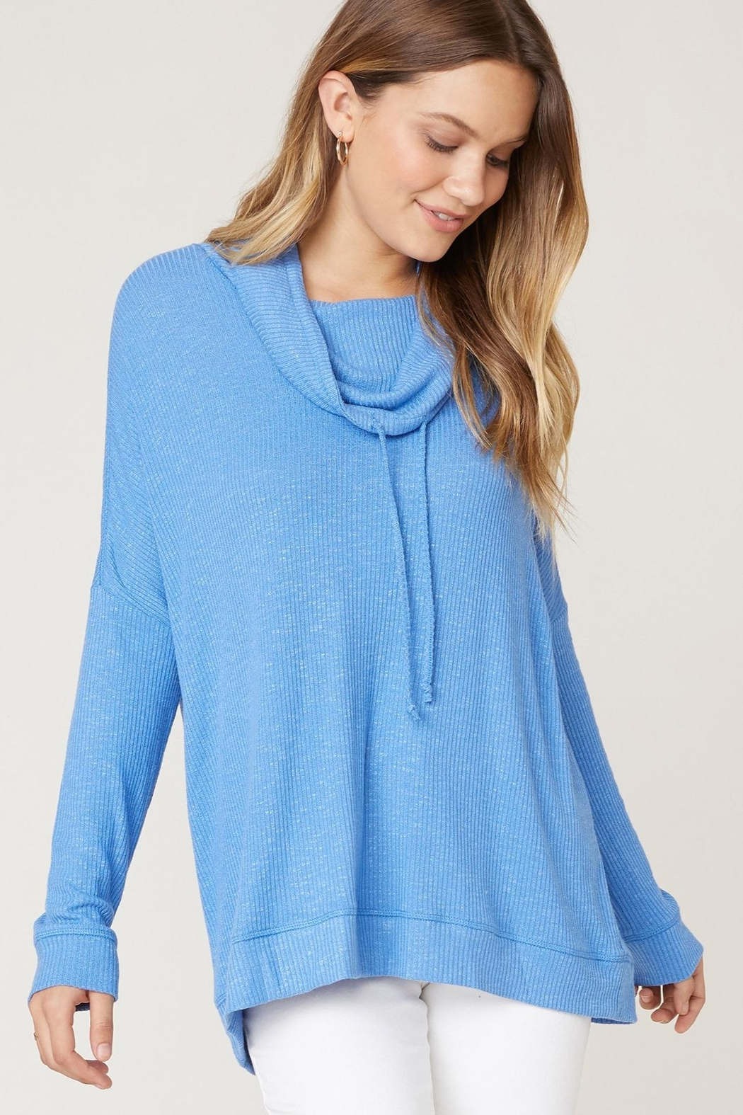 Jack by BB Dakota Creature-Of-Comfort Top - Side Cropped Image