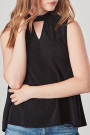 Jack by BB Dakota Dana Pleated Top - Front full body