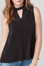 Jack by BB Dakota Dana Pleated Top - Front cropped