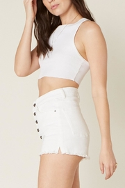 Jack by BB Dakota Down-To-Business Denim Short - Front cropped