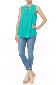 Jack by BB Dakota Dressler Crinkle Top - Product Mini Image