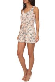 Shoptiques Product: Dune Print Romper - Front full body