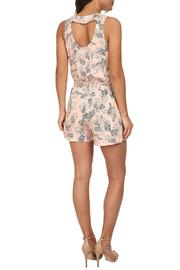 Shoptiques Product: Dune Print Romper - Back cropped