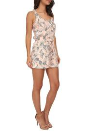 Shoptiques Product: Dune Print Romper - Side cropped