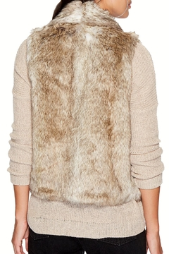 Jack by BB Dakota Dwight Faux Fur Vest - Alternate List Image
