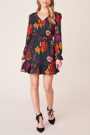 Jack by BB Dakota Floral Dress - Product Mini Image