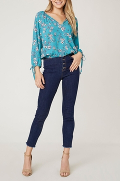 Jack by BB Dakota Floral Philosophy Blouse - Product List Image