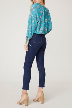 Jack by BB Dakota Floral Philosophy Blouse - Alternate List Image