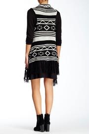 Jack by BB Dakota Fringe Vest - Front full body