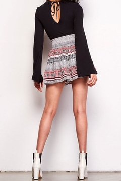 Jack by BB Dakota Grae Printed Skirt - Alternate List Image